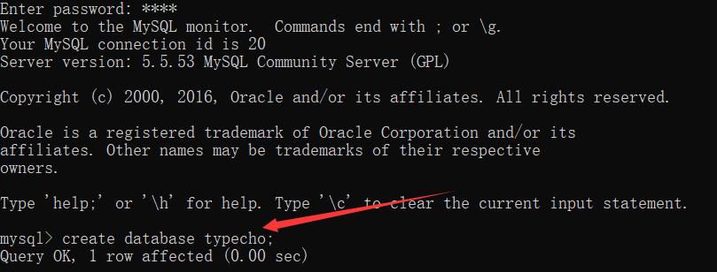 typecho 安装时 提示 对不起,无法连接数据库