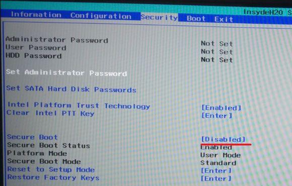 联想R720 Win10 安装 Ubuntu18.04 EFI+GPT安装