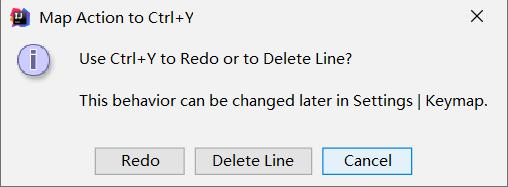 IntelliJ IDEA  删除整行快捷键